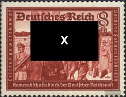 Deutsches Reich 774 Con Fold 1941 Cameratismo - Deutschland