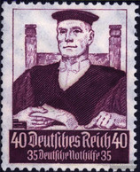 German Empire 564 Unmounted Mint / Never Hinged 1934 Emergency:Occupations - Germany