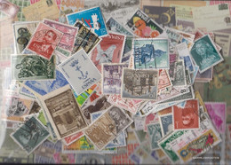 Spain 500 Different  Special Stamps And Large - Collections