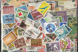 Portugal 500 Different  Special Stamps And Large - Portugal