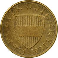 Monnaie, Autriche, 50 Groschen, 1973, TB+, Aluminum-Bronze, KM:2885 - Autriche