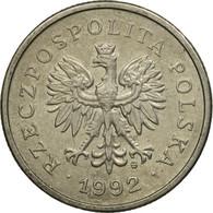 Monnaie, Pologne, Zloty, 1992, Warsaw, TB+, Copper-nickel, KM:282 - Pologne