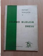 ČETVRT STOLJEĆA U ZELENO BIJELOM DRESU RNK SAVICA ZAGREB - Books