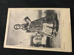 Portrait Femme Salamanca Ana Charra Costume Robe - Europe