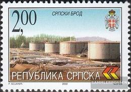 Serbische Republik Bos.-H 240 (kompl.Ausg.) Postfrisch 2002 Tourismus - Bosnien-Herzegowina