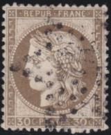 France    .      Y&T    .     56       .     O     .      Oblitéré    .    /    .     Cancelled - 1871-1875 Ceres