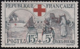 France    .      Y&T    .     156     .        *    .    Neuf Avec Charniere  .    /    .     Mint-hinged - Nuovi