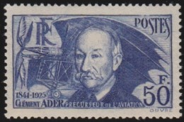 France    .      Y&T    .      398        .        *    .    Neuf Avec Charniere  .    /    .     Mint-hinged - Frankreich