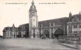 17 - LA ROCHELLE - La Nouvelle Gare Du Réseau De L'Etat - La Rochelle