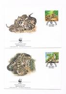 Malaysia / Malesia / WWF / 1995 / N.4 Buste - Malesia (1964-...)