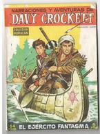 Davy Crockett N° 1-3-4-5-6-7-8-9-11- Y 121958 : Coleccion Huracan. - Livres, BD, Revues
