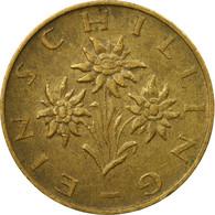 Monnaie, Autriche, Schilling, 1974, TB, Aluminum-Bronze, KM:2886 - Autriche