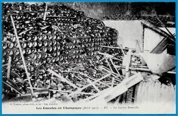 CPA 51 Les Emeutes En Champagne (Avril 1911) AY - La SOCIETE NOUVELLE ° G. Franjou ** Marne - Ay En Champagne