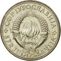 Monnaie, Yougoslavie, 10 Dinara, 1981, TTB+, Copper-nickel, KM:62 - Yugoslavia