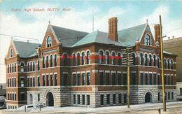 281381-Montana, Butte, Public High School, W.G. MacFarlane No I. 00118 - Butte