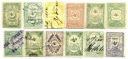 TURKEY, Foreign Bill, */o M/U, F/VF - Otros