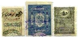 TURKEY, Travel Permits, Used, F/VF - Otros