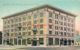 281407-Montana, Great Falls, Hotel Rainbow, Charles E Morris No 13984 - Great Falls