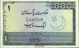 Pakistan Pick-number: 24A Uncirculated 1974 1 Rupee - Pakistan
