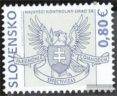 Slovakia 614 (complete.issue.) Unmounted Mint / Never Hinged 2009 Court - Slovakia
