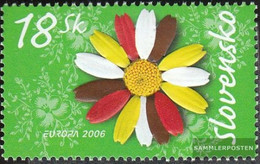 Slovakia 534 (complete Issue) Unmounted Mint / Never Hinged 2006 Europe - Slovakia