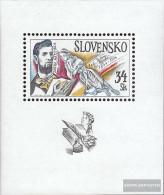 Slovakia Block2 (complete Issue) Unmounted Mint / Never Hinged 1994 Slowakische National Anthem - Slovakia