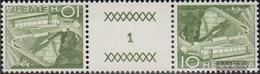 Schweiz KZ18H MNH 1950 Paesaggi - Nuevos