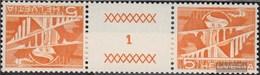 Schweiz KZ17H MNH 1950 Paesaggi - Nuevos
