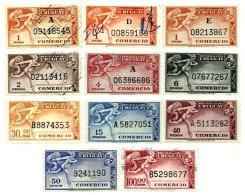 URUGUAY, Revenues, */o M/U, F/VF - Uruguay