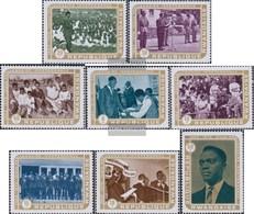 Ruanda 513A-520A (kompl.Ausg.) Postfrisch 1972 10 Jahre Unabhänigkeit - Rwanda