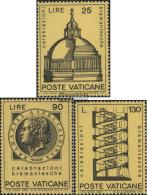 Vatikanstadt 596-598 (complete Issue) Unmounted Mint / Never Hinged 1972 Bramante - Unused Stamps