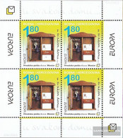 Bosnia - Croatian. Post Mostar Block2 (complete.issue.) Unmounted Mint / Never Hinged 2003 Europe: Poster Art - Bosnia And Herzegovina