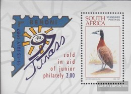 South Africa Block61 (complete Issue) Unmounted Mint / Never Hinged 1997 Junass - Unused Stamps