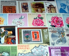 All World 2.000 Different Special Stamps - Stamps