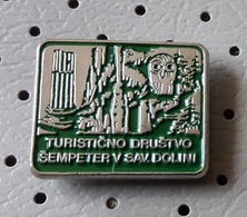 Jama Pekel Sempeter V Savinjski Dolini Caves Grotte Cave Speleology Cavern Slovenia Pin - Cities