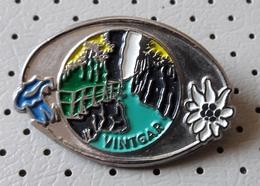 VINTGAR  Alpinism, Mountaineering Slovenia Pin - Alpinism, Mountaineering