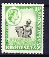 RHODESIE NYASSALAND 1959-62 YT N° 19a Et 20a ** - Rhodesia & Nyasaland (1954-1963)