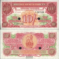 United Kingdom Pick-number: M28b Uncirculated 1956 10 Shillings - 1952-… : Elizabeth II