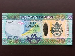 SOLOMON 500 DOLLARS 2013.2014 UNC - Solomon Islands