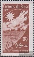 Brasilien 1013 (completa Edizione) MNH 1962 Meteorologia - Nuevos