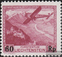 Liechtenstein 148 (complete Issue) Unmounted Mint / Never Hinged 1935 Post Flight - Liechtenstein