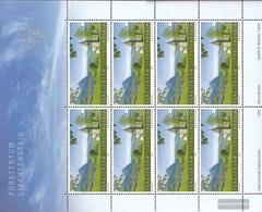 Liechtenstein 1532Klb Minifoglio (completa Edizione) Usato 2009 SEPAC - Liechtenstein