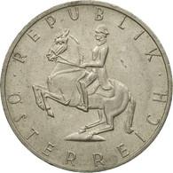 Monnaie, Autriche, 5 Schilling, 1988, TB+, Copper-nickel, KM:2889a - Autriche
