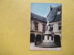 BESANCON. La Statue Du Cardinal Granvelle. - Besancon