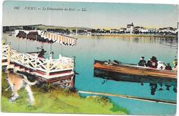 DEPT 03 - LOT De 10 CPA De VICHY  - DELC - - Cartes Postales