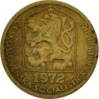 Monnaie, Tchécoslovaquie, 20 Haleru, 1972, TB, Nickel-brass, KM:74 - Czechoslovakia