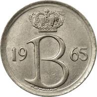 Monnaie, Belgique, 25 Centimes, 1965, Bruxelles, TB+, Copper-nickel, KM:153.1 - 02. 25 Centimes