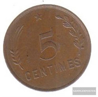 Luxembourg Km-number. : 40 1930 Extremely Fine Bronze Extremely Fine 1930 5 Centimes Charlotte - Luxembourg
