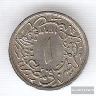 Egypt Km-number. : 289 1293 /21 Extremely Fine Copper-Nickel Extremely Fine 1293 1/10 Qirsh Tughra - Egypt