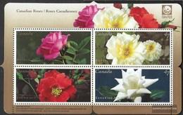 Canada Block57 (complete Issue) Unmounted Mint / Never Hinged 2001 Rosen - 1952-.... Elizabeth II
